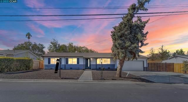 1463 El Camino Dr, Clayton, CA 94517 (#40968776) :: Blue Line Property Group