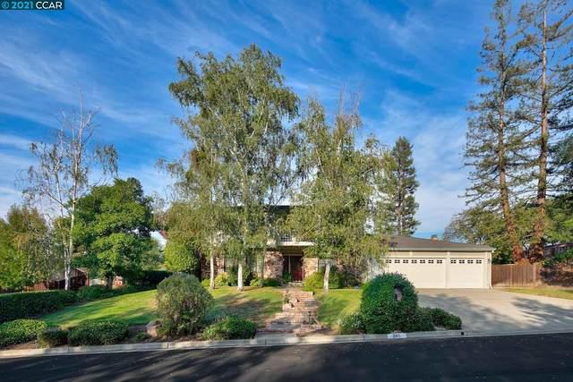 285 Davey Crockett Ct, Alamo, CA 94507 (#40968927) :: Excel Fine Homes