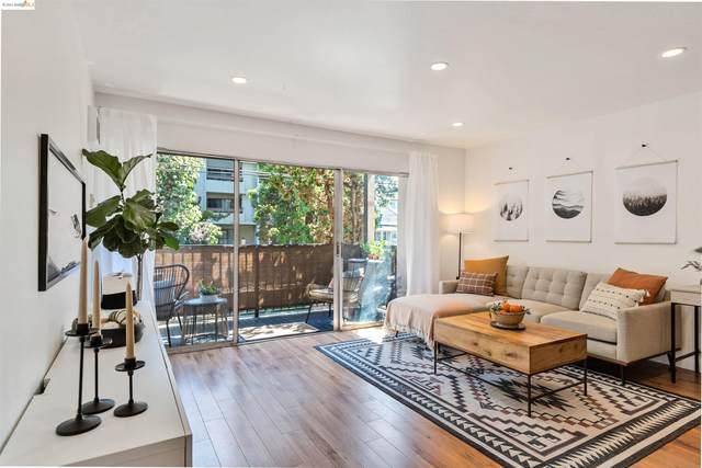 425 Orange Street #106, Oakland, CA 94610 (#40969109) :: Excel Fine Homes