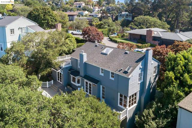41 Wildwood Gdns, Piedmont, CA 94611 (#40969128) :: Blue Line Property Group