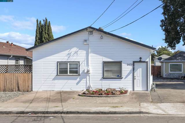 1470 150Th Ave, San Leandro, CA 94578 (#40969181) :: Blue Line Property Group