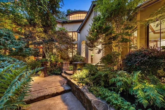 1625 Campesino Court, Alamo, CA 94507 (#40969345) :: Realty World Property Network