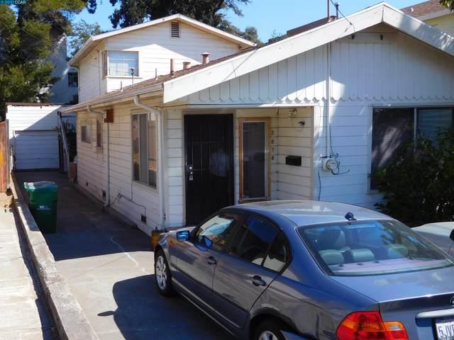 2874 Goergia St., Oakland, CA 94602 (#40969400) :: RE/MAX Accord (DRE# 01491373)