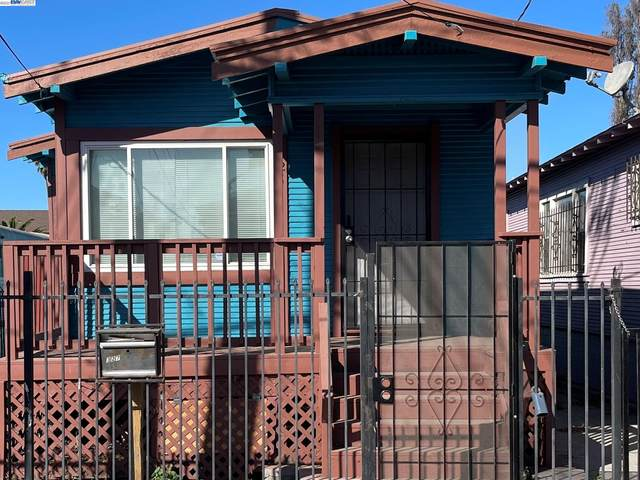 327 3Rd St, Richmond, CA 94801 (#40969447) :: Swanson Real Estate Team | Keller Williams Tri-Valley Realty