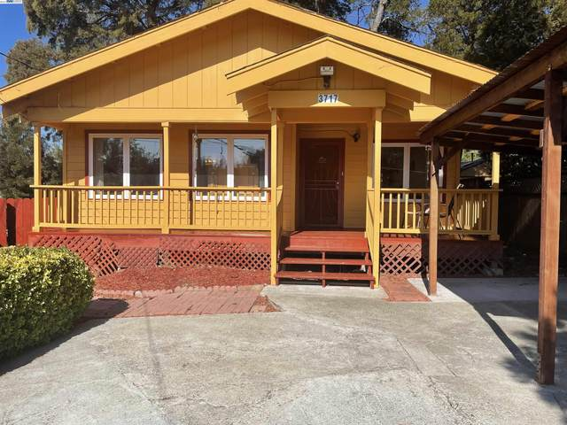 3717 Mcclelland St, Oakland, CA 94619 (MLS #40969641) :: 3 Step Realty Group