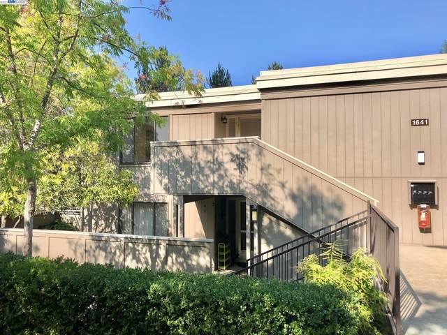 1641 Canyonwood Ct #1, Walnut Creek, CA 94595 (#40969642) :: Swanson Real Estate Team | Keller Williams Tri-Valley Realty