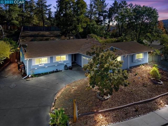 241 Fernwood Dr, Pleasant Hill, CA 94523 (#40969672) :: Excel Fine Homes