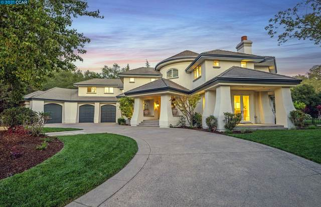 291 Barrington Ln, Alamo, CA 94507 (#40969908) :: Realty World Property Network