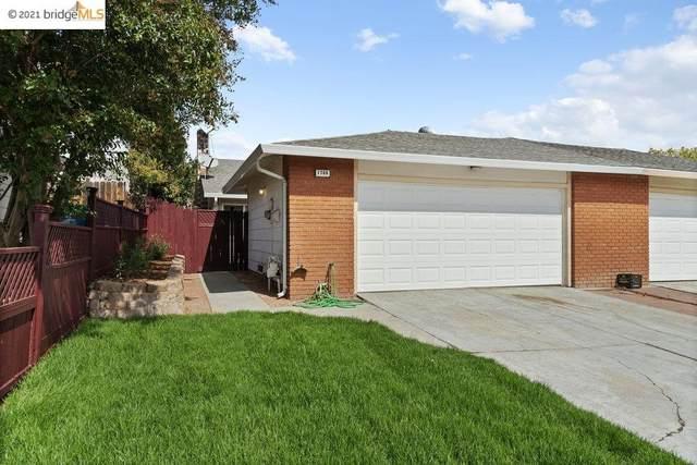 1708 Magnolia Way, Antioch, CA 94509 (#40969994) :: Excel Fine Homes