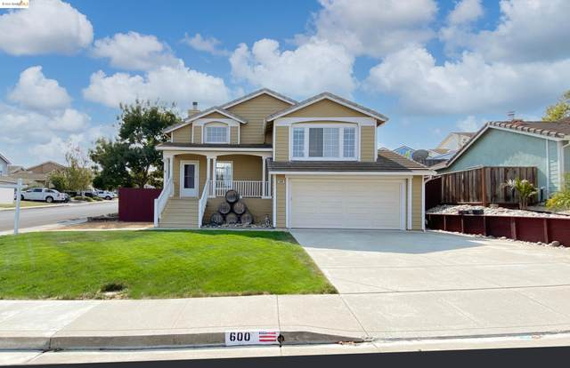 600 Corliss St, Bay Point, CA 94565 (#40970010) :: Excel Fine Homes
