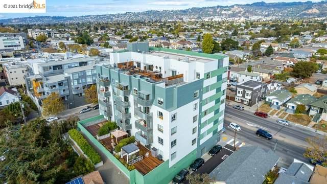 6465 San Pablo Ave #505, Oakland, CA 94608 (#40970025) :: RE/MAX Accord (DRE# 01491373)
