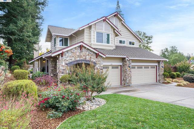 1190 Canyon Side Ave, San Ramon, CA 94583 (#40970099) :: Swanson Real Estate Team | Keller Williams Tri-Valley Realty