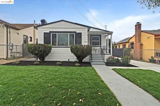 2762 Parker Ave, Oakland, CA 94605 (#40970166) :: RE/MAX Accord (DRE# 01491373)