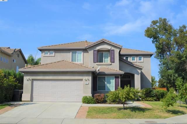 4651 Whirlaway Lane, Tracy, CA 95377 (#40970213) :: The Grubb Company