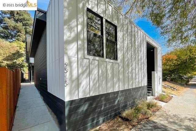 2915 Harper St, Berkeley, CA 94703 (#40970250) :: Excel Fine Homes