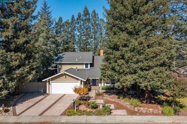 581 El Capitan Dr, Danville, CA 94526 (#40970363) :: Swanson Real Estate Team   Keller Williams Tri-Valley Realty