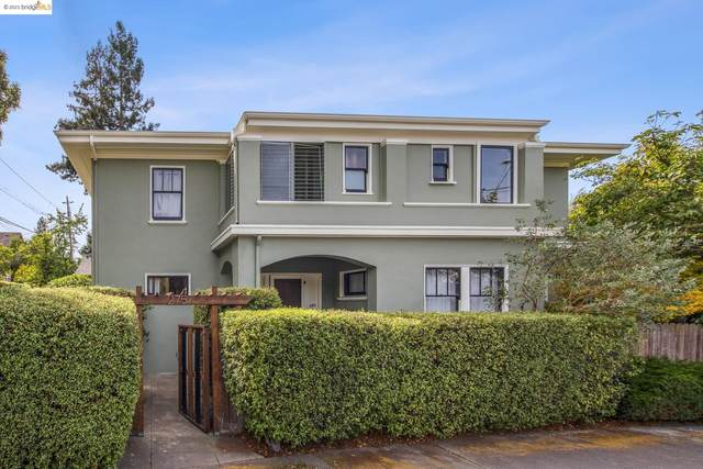 275 Ridgeway, Oakland, CA 94611 (#40970369) :: Excel Fine Homes
