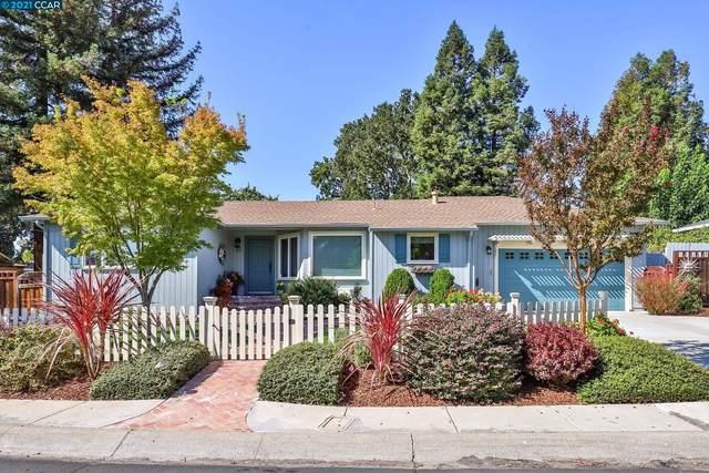 21 Garden Ct, Walnut Creek, CA 94595 (#40970510) :: Excel Fine Homes