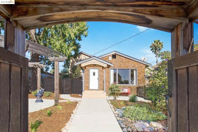 3727 Magee Ave, Oakland, CA 94619 (#40970601) :: The Grubb Company