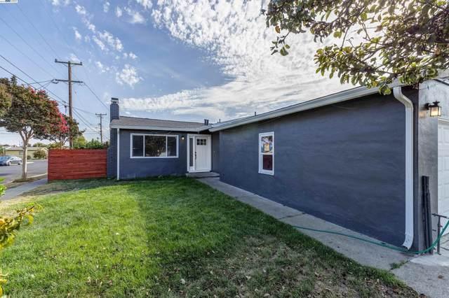 716 Minerva St, Hayward, CA 94544 (#40970633) :: RE/MAX Accord (DRE# 01491373)