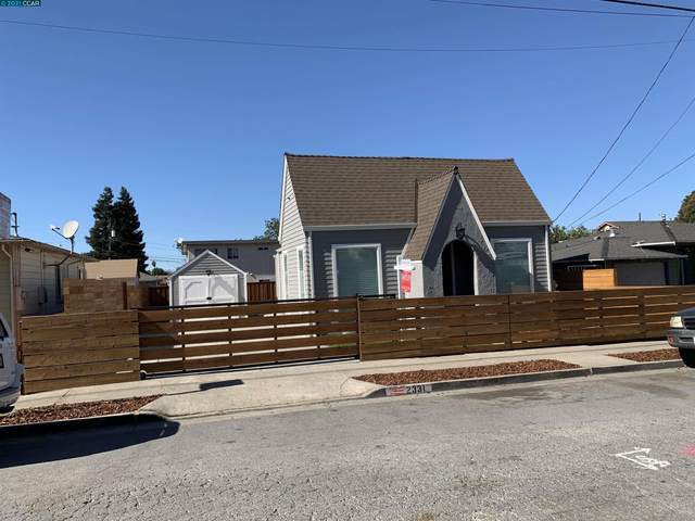 2331 22Nd St, San Pablo, CA 94806 (#40970677) :: Excel Fine Homes