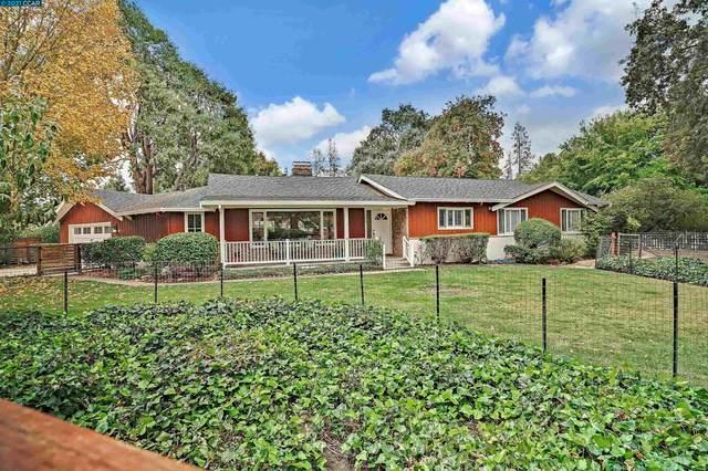 2680 Cherry Ln, Walnut Creek, CA 94597 (#40970719) :: Blue Line Property Group