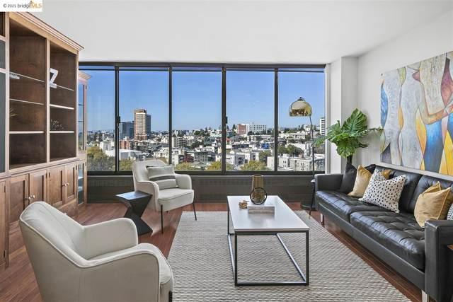 565 Bellevue Ave. #1004, Oakland, CA 94610 (#40970795) :: Excel Fine Homes