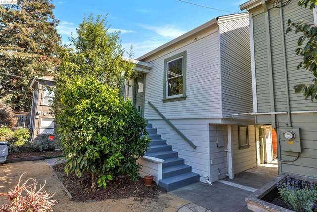 1131 65th St, Oakland, CA 94618 (#40970824) :: RE/MAX Accord (DRE# 01491373)