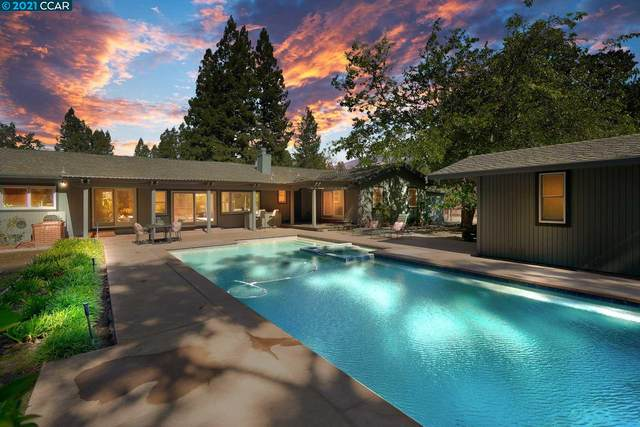 1040 Ina Dr, Alamo, CA 94507 (#40970833) :: Excel Fine Homes