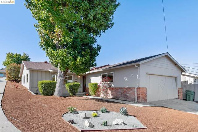 352 Leroy Ave, Pinole, CA 94564 (#40970882) :: Excel Fine Homes