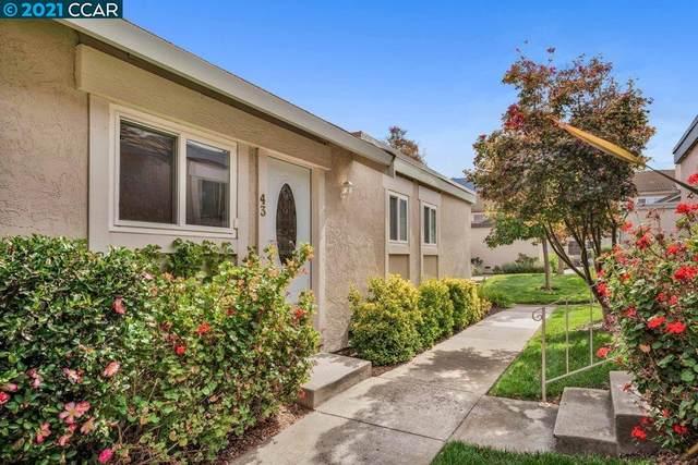 43 Long Creek Cir, Clayton, CA 94517 (#40970929) :: Blue Line Property Group