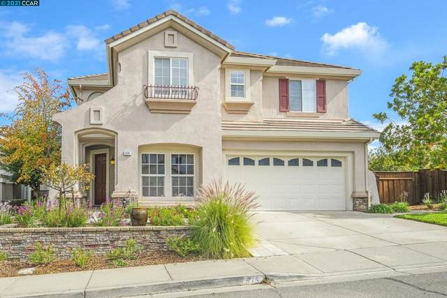 414 Iron Hill St, Pleasant Hill, CA 94523 (#40970990) :: Excel Fine Homes
