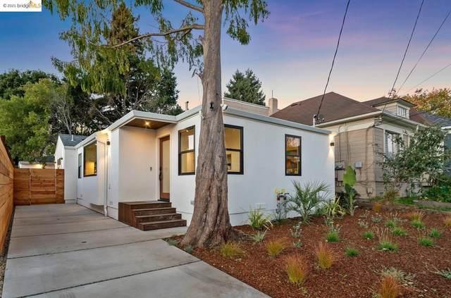 1823 Ward St, Berkeley, CA 94703 (#40971004) :: Excel Fine Homes