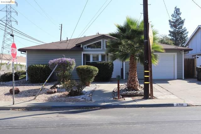 2701 Garrow, Antioch, CA 94509 (#40971047) :: Excel Fine Homes