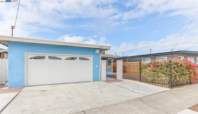 431 S 22Nd St, Richmond, CA 94804 (#40971061) :: Swanson Real Estate Team | Keller Williams Tri-Valley Realty
