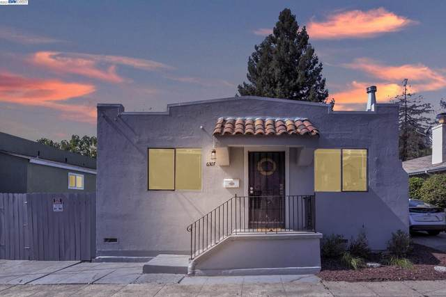 6307 Laird, Oakland, CA 94605 (#40971079) :: Swanson Real Estate Team | Keller Williams Tri-Valley Realty