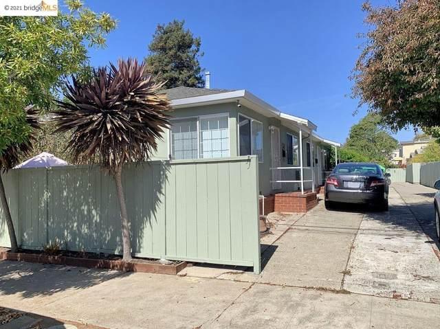 1439 Carleton St, Berkeley, CA 94702 (#40971116) :: Excel Fine Homes