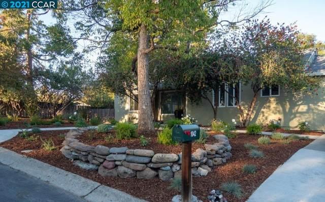 1042 El Curtola Blvd., Walnut Creek, CA 94549 (#40971131) :: The Lucas Group