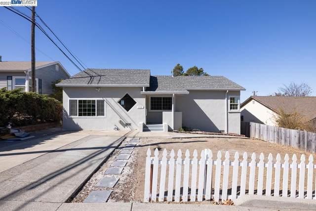 133 Gary Cir, Vallejo, CA 94591 (#40971153) :: Excel Fine Homes