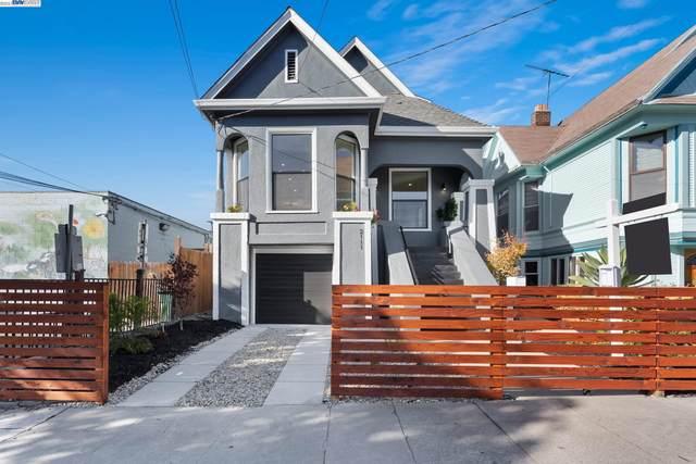 2111 Essex St, Berkeley, CA 94705 (#40971171) :: Excel Fine Homes