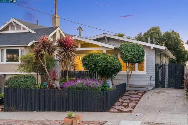 385 Elwood Ave, Oakland, CA 94610 (#40971172) :: MPT Property