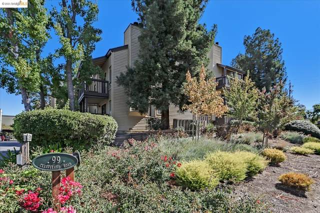 99 Cleveland Rd #2, Pleasant Hill, CA 94523 (#40971193) :: Excel Fine Homes