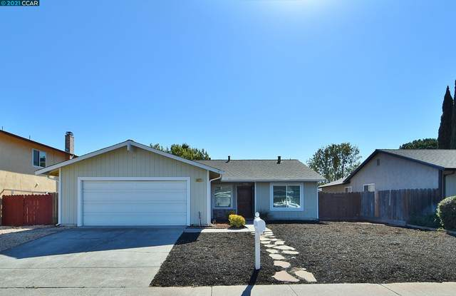 3477 Gregory Dr, Bay Point, CA 94565 (#40971207) :: Excel Fine Homes