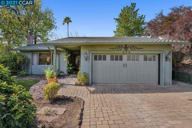 525 Webster Dr, Martinez, CA 94553 (#40971226) :: Excel Fine Homes