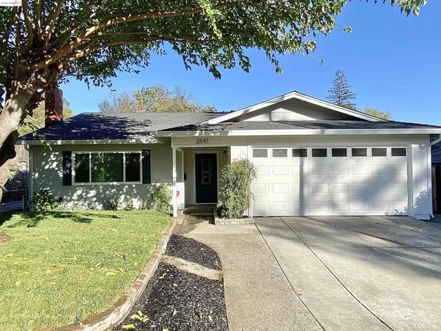 2641 Mendocino Dr, Pinole, CA 94564 (#40971235) :: Excel Fine Homes