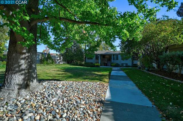 1125 Fairlawn Ct #4, Walnut Creek, CA 94595 (#40971237) :: Excel Fine Homes