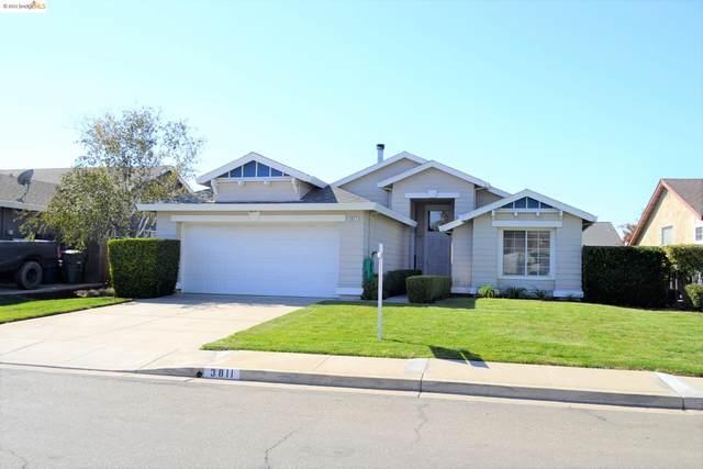 3811 Pato Ln, Oakley, CA 94561 (#40971377) :: Blue Line Property Group
