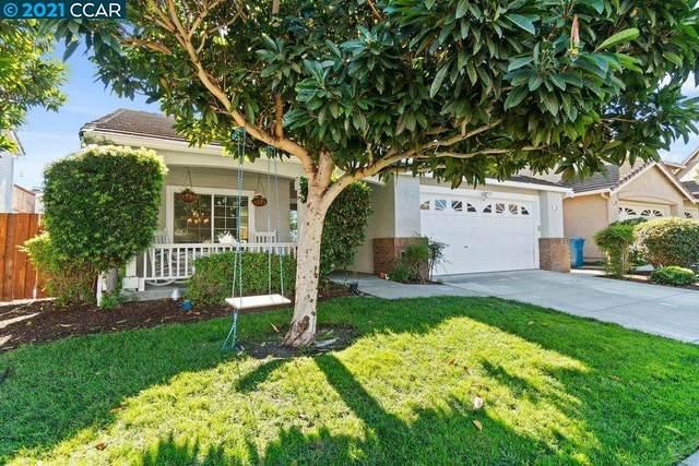 305 Shadowfalls Cir, Martinez, CA 94553 (#40971433) :: Blue Line Property Group