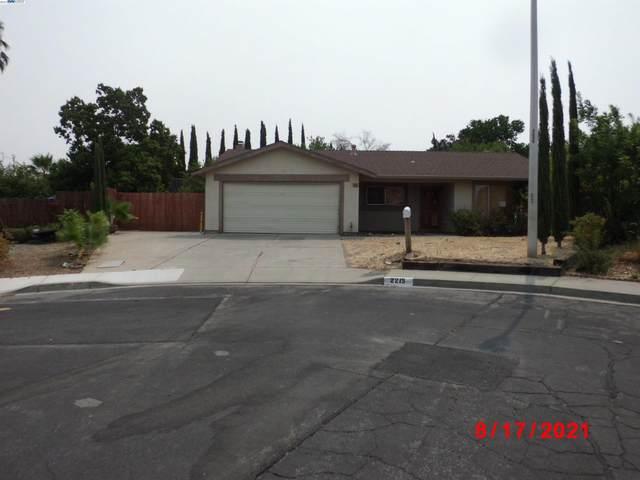 2215 Hobart Ct, Antioch, CA 94509 (MLS #40971438) :: 3 Step Realty Group