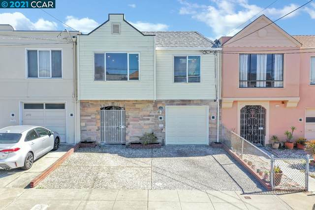 2554 44Th Ave, San Francisco, CA 94116 (#40971453) :: Realty World Property Network